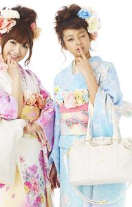 from Liz Lisa website the models in their yukatas