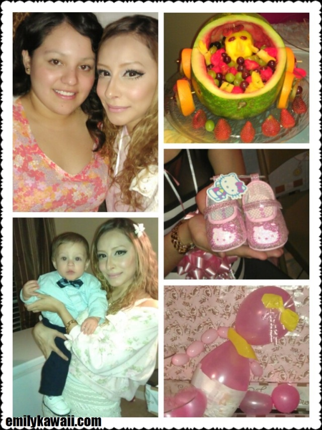 Baby shower pictures