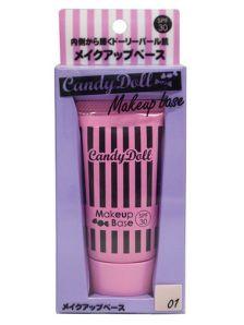 Candy Doll Makeup Base from http://www.koji-honpo.co.jp/tsubasa/ website