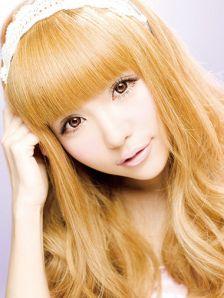 Tsubasa Masuwaka Candy Doll ad from their website